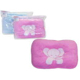 72 Bulk Baby Pillow With Elephant