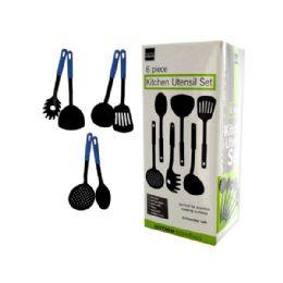 12 Bulk Wholesale Kitchen Utensil Set