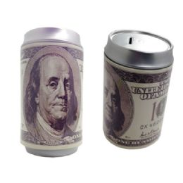 72 Bulk Saving Bank Tin Us 100 Dollaronly