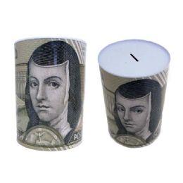 24 Bulk Mexican Peso Tin Saving Bank