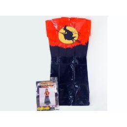 108 Bulk Children Halloween Custume 4asst
