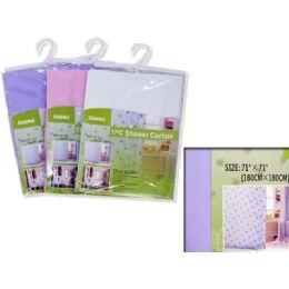 72 Bulk Shower Curtain