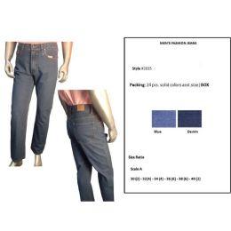 24 Bulk Mens Fashion Jeans