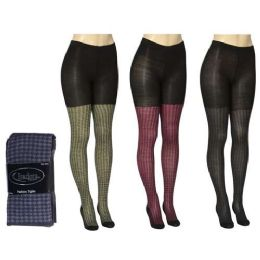 36 Bulk One Size Women's Heavy Tights
