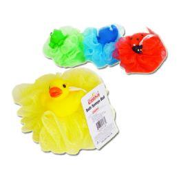 96 Bulk Animal Bath Sponge Ball