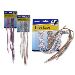 "96 Bulk Shoe Laces 2pairs Bc. 35"" And 43.3"" Long"