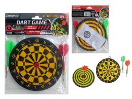 72 Bulk 4 Piece Dart Game Set