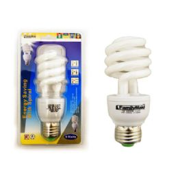 72 Bulk 9 Watt Energy Saving Light Bulb