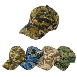 24 Bulk Locked & Loaded Hat [deer HeaD-Bullet Holes]