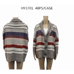 24 Bulk Ladies Fashion Winter Sweater