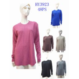 24 Bulk Ladies Fashion Sweater