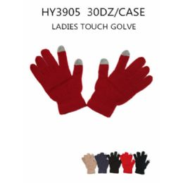 72 Bulk Lady's Touch Glove