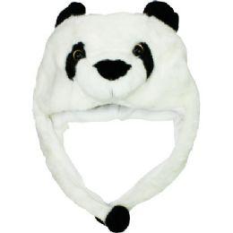 24 Bulk Winter Polo Bear Hat