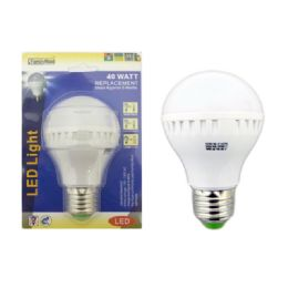 72 Bulk Led Light 5w 10.2hx5.97dia