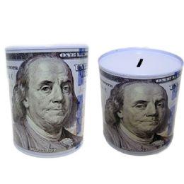 72 Bulk Saving Bank Tin