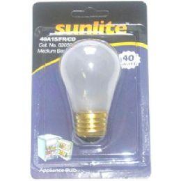 120 Bulk Appl Lite Bulb Soft Wht 40w