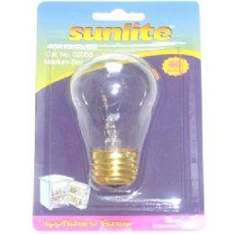 120 Bulk Appl Lite Bulb Clear 40w