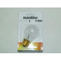 120 Bulk Appl Lite Bulb - Clr 40w