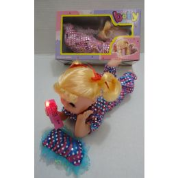 24 Bulk Battery Operated Baby Doll With Cell Phone