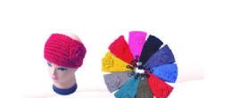 72 Bulk Headband With Glitter