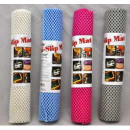 "96 Bulk Anti Slip Mat 12""x 36"""