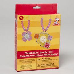 96 Bulk Woodstock Jewelry Kit