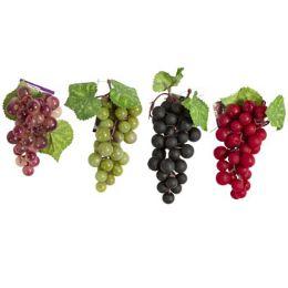 48 Bulk Grape Decor 36pc Cluster