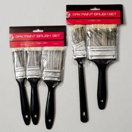 108 Bulk Paint Brush Asst 2pk