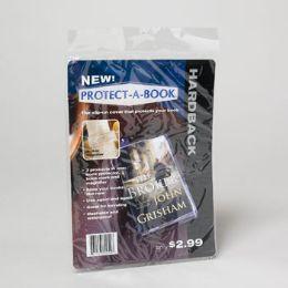 240 Bulk ProtecT-A-Book Hard Back Book Cover