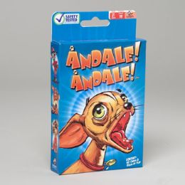 192 Bulk Andale Andale Card Game Boxed,