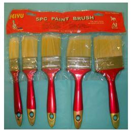 72 Bulk 5pc Paint Brush,