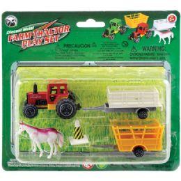 72 Bulk Die Cast Farm Set