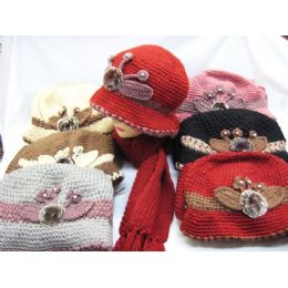 60 Bulk Ladies 2 Piece Winter Set