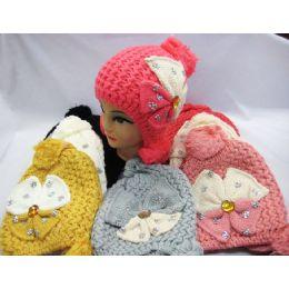 48 Bulk Ladies Fashion Winter Hat