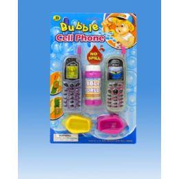 108 Bulk Cell Phone Bubble Set In Blister Card