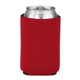 144 Bulk Insulated Can Or Beverage Holder Red
