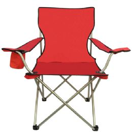 6 Bulk All Star Chair Red