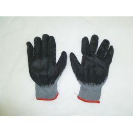 240 Bulk Black Coating Glove