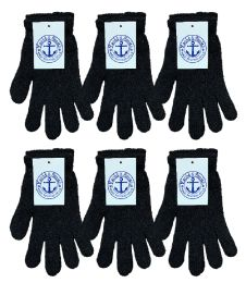 36 Bulk Yacht & Smith Unisex Black Magic Gloves