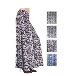 96 Bulk Women's Long Fashion Skirt In Assorted Colors