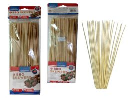 72 Bulk 200 Piece Bamboo Skewers