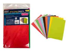 96 Bulk 10pc Foam Sheets