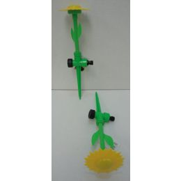 "48 Bulk 13"" Garden SprinkleR-Sunflower"
