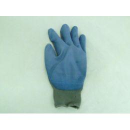 240 Bulk Jersey GlovE-Blue