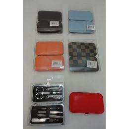 24 Bulk 7pc Nail Care Kit