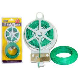 96 Bulk Wire MultI-Purpose Green 2x25m
