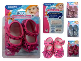 72 Bulk Baby Shoe Bee Design