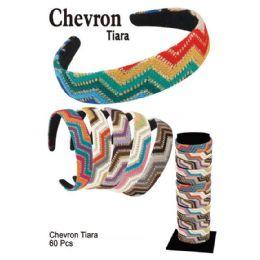 60 Bulk Chevron Tiara