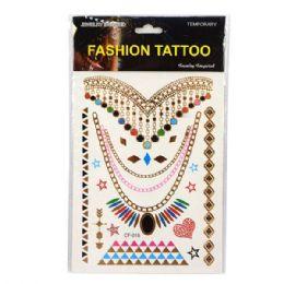120 Bulk Fashion Tatoo