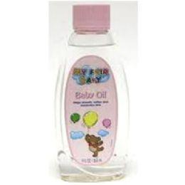 72 Bulk 7oz Baby Oil